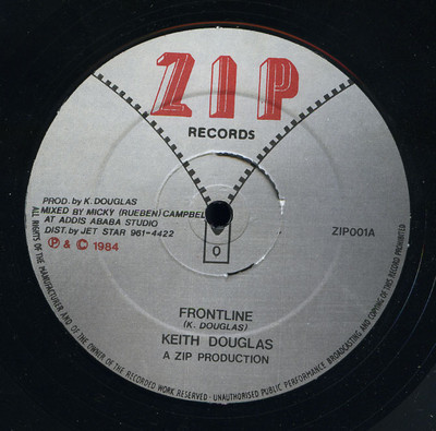 Keith Douglas Frontline  Vinyl