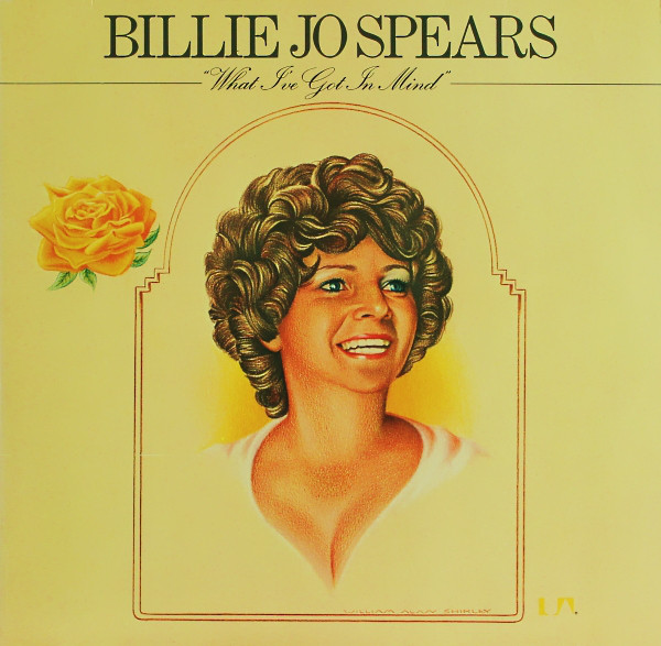 Billie Jo Spears What I've Got In Mind Vinyl