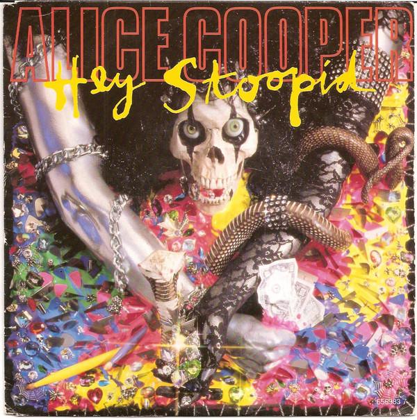 Cooper, Alice Hey Stoopid Vinyl