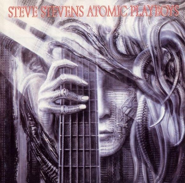 Steve Stevens Atomic Playboys Steve Stevens Atomic Playboys Vinyl