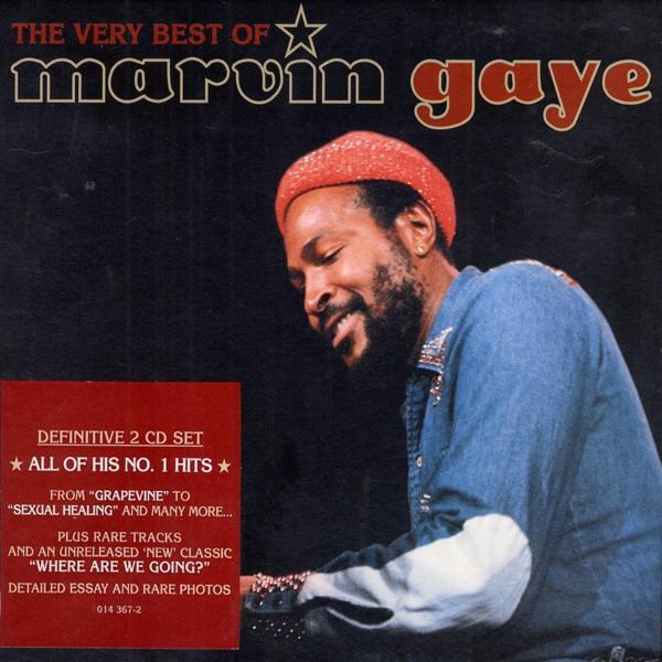 Gaye, Marvin The Very Best Of CD