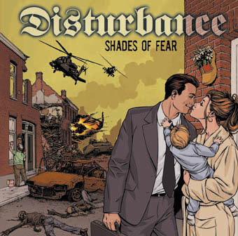 Disturbance Shades Of Fear CD