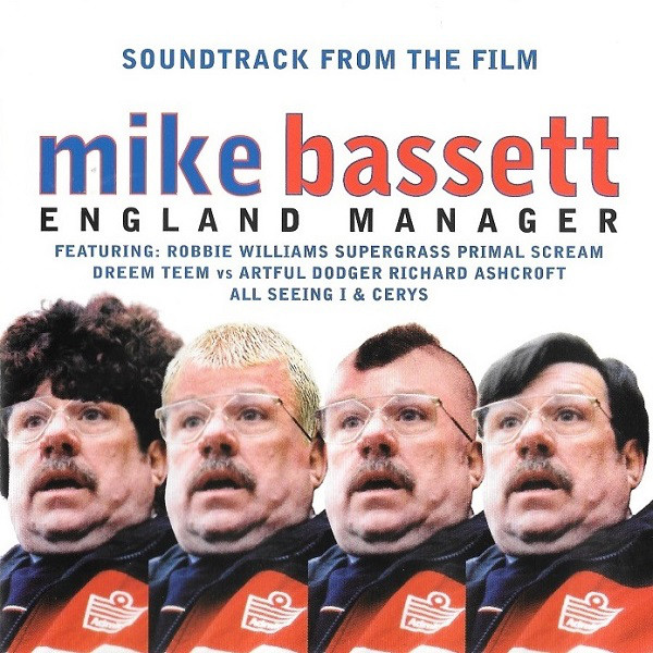 Various Mike Bassett England Manager (Soundtrack From The Film) CD