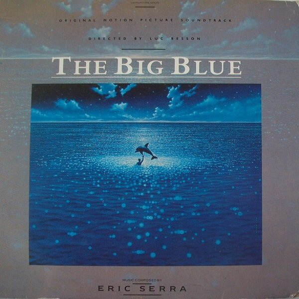 Serra, Eric The Big Blue