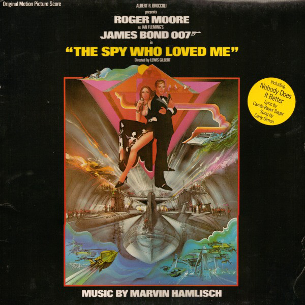 Hamlisch Marvin The Spy Who Loved Me