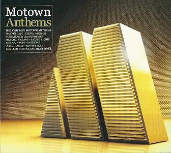 Various Motown Anthems CD