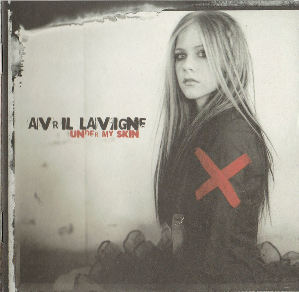Lavigne, Avril Under My Skin