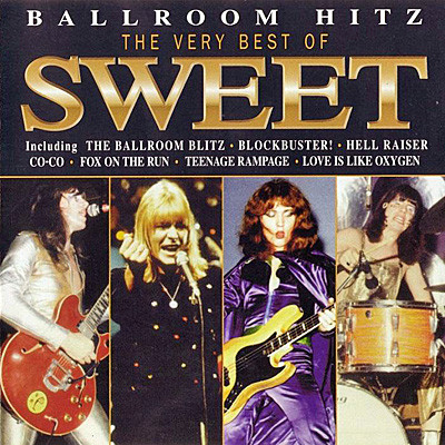 Sweet Ballroom Hitz - The Very Best of Sweet