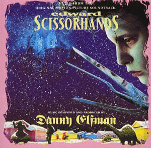 Elfman, Danny Edward Scissorhands (Original Motion Picture Soundtrack) CD