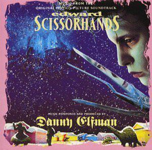 Danny Elfman Edward Scissorhands (Original Motion Picture Soundtrack)