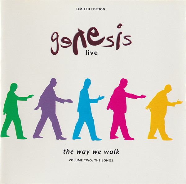 Genesis Live - The Way We Walk Volume Two - The Longs CD