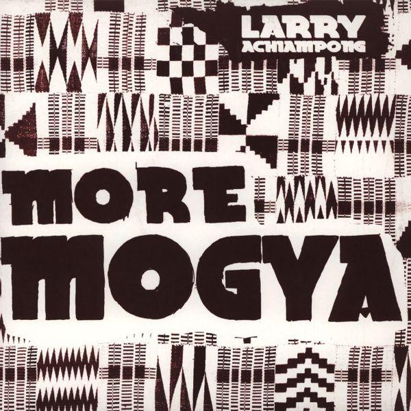 Larry Achiampong More Mogya Vinyl