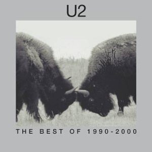U2 The Best of 1990 - 2000