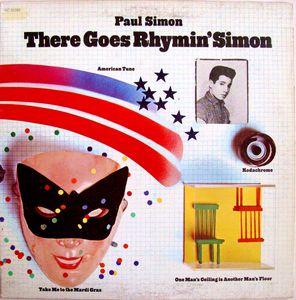 Simon, Paul There Goes Rhymin Simon