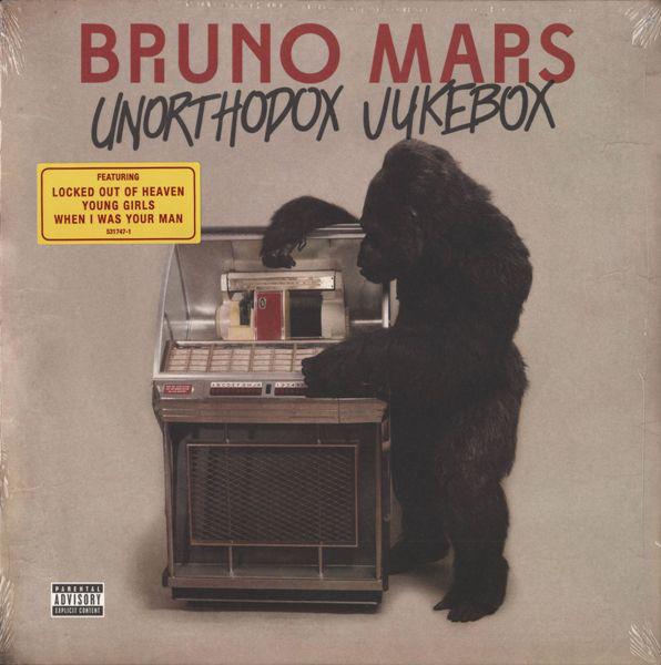 Mars, Bruno Unorthodox Jukebox Vinyl