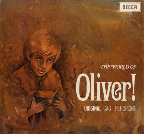 Original Cast Recording The World Of Oliver