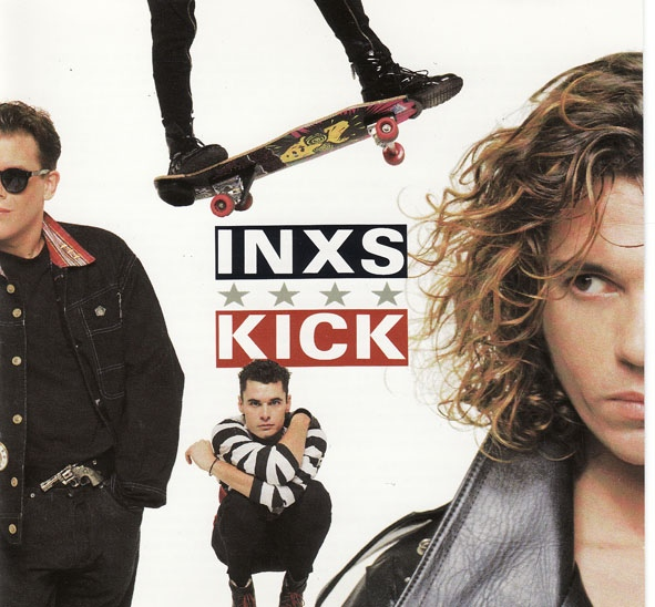 INXS Kick CD