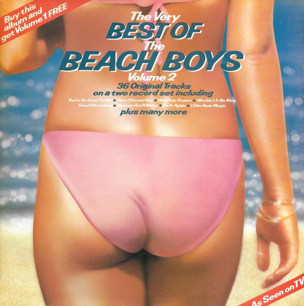 The Beach Boys The Very Best Of The Beach Boys Volume 2