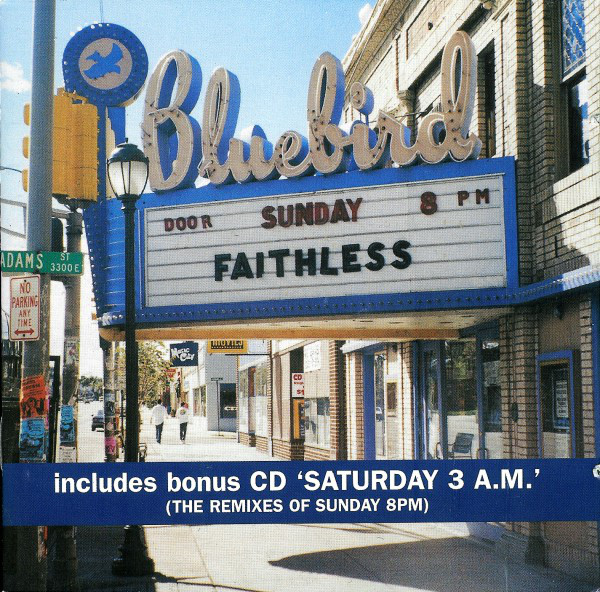 Faithless Sunday 8pm