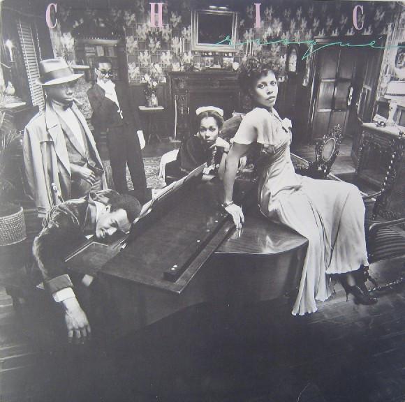 Chic Risque Vinyl