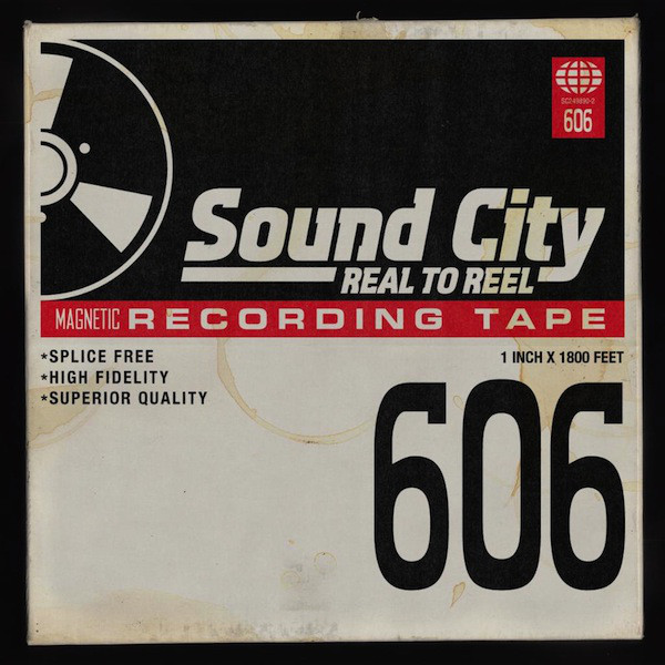 Various Sound City - Real To Reel