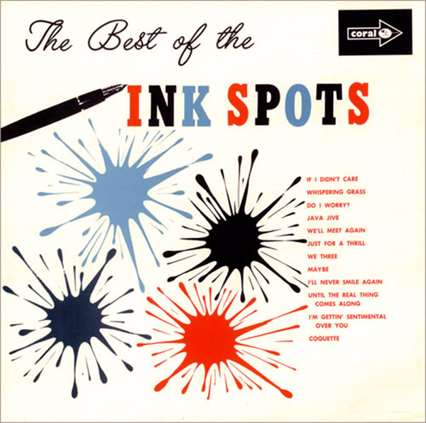 Ink Spots The Best Of The Ink Spots