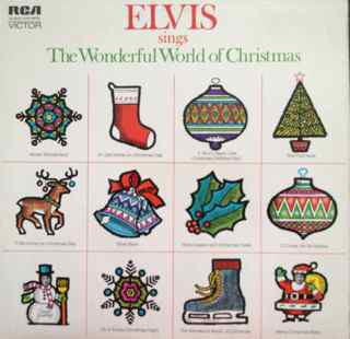 Presley, Elvis Elvis Sings The Wonderful World Of Christmas