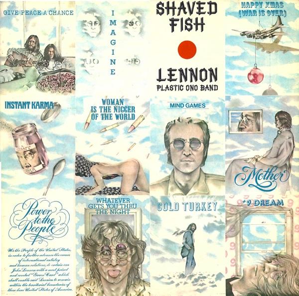 Lennon, John Shaved Fish Vinyl