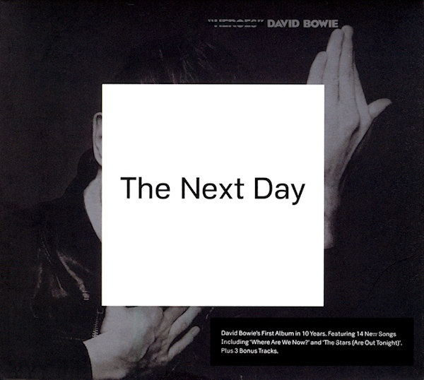 Bowie, David The Next Day CD