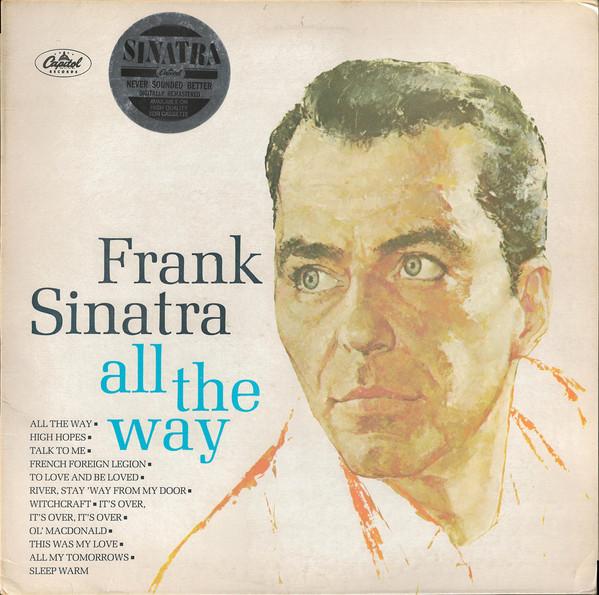 Sinatra, Frank All The Way Vinyl