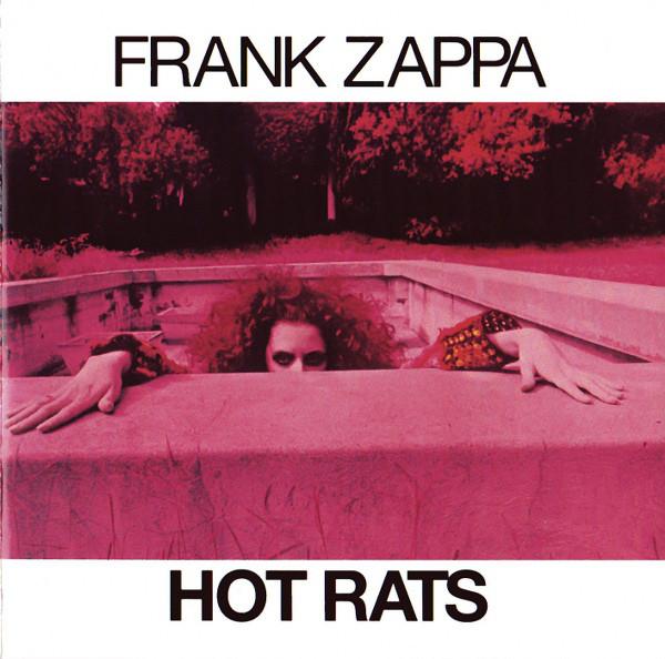 Zappa, Frank Hot Rats
