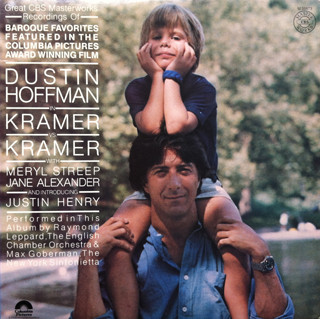 Kramer Vs Kramer Various Artists Vinyl