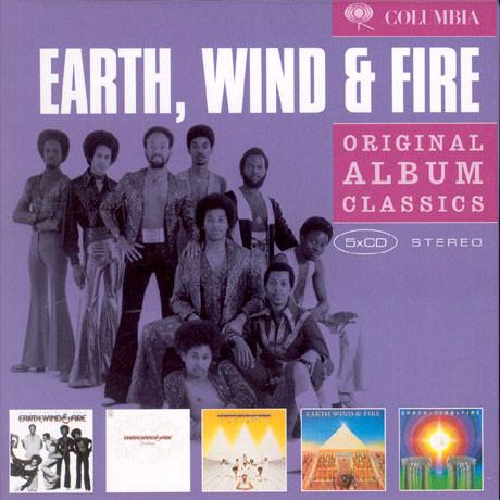 Earth, Wind & Fire Original Album Classics
