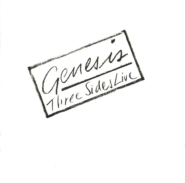 Genesis Three Sides Live CD