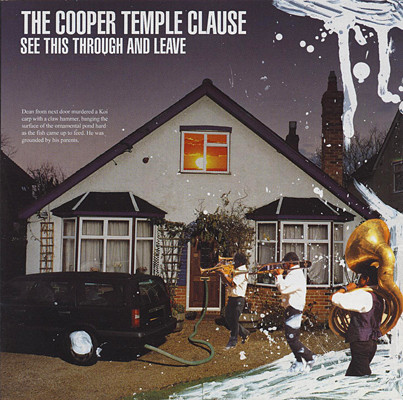 Cooper Temple Clause (The) See This Through And Leave CD