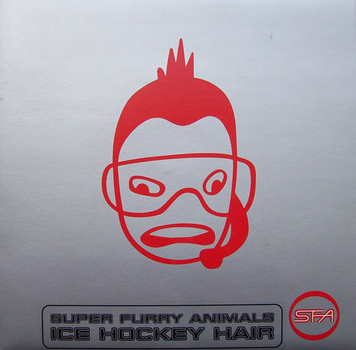Super Furry Animals Ice Hockey Hair