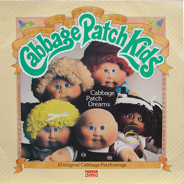 Cabbage Patch Kids Cabbage Patch Dreams Vinyl