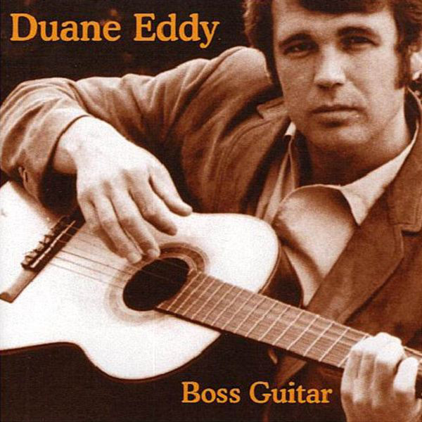 Eddy, Duane Boss Guitar CD