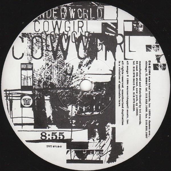 Underworld Cowgirl / Rez Vinyl