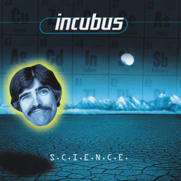 Incubus S.C.I.E.N.C.E. Vinyl
