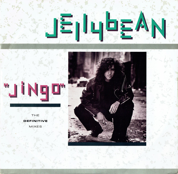 Jellybean Coming Back For More Vinyl