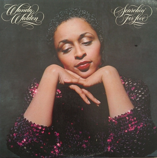 Walden, Wanda Searchin' For Love Vinyl