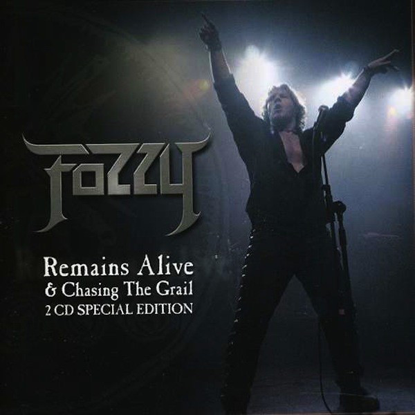 Fozzy Remains Alive & Chasing The Grail
