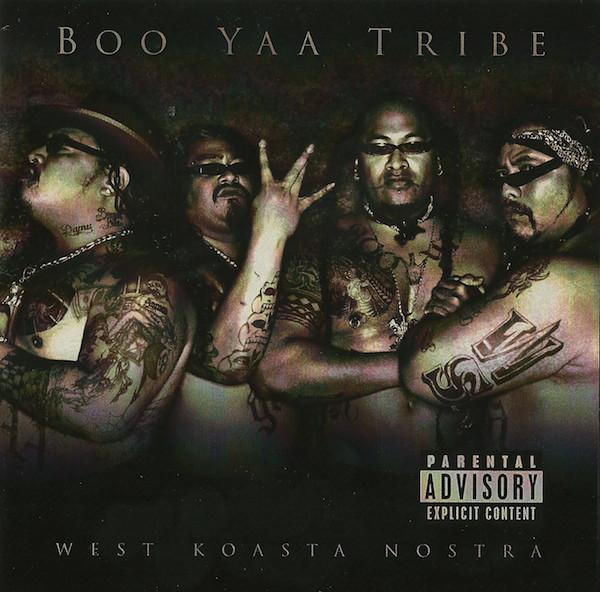 Boo Yaa Tribe West Koasta Nostra CD