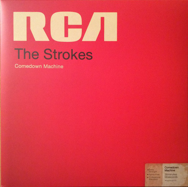 The Strokes Comedown Machine