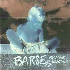 Barse Negative Reaction CD