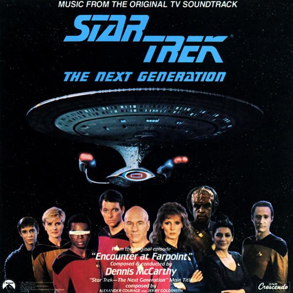 Dennis McCarthy Star Trek: The Next Generation