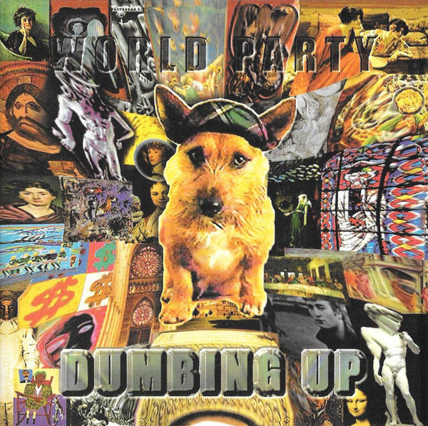 World Party Dumbing Up CD