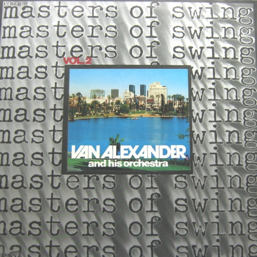 Alexander, Van Van Alexander And His Orchestra Vol.2 Vinyl