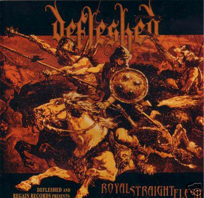 Defleshed Royal Straight Flesh Vinyl